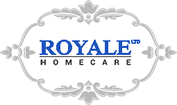 Home care services by Royale HomeCare Ltd